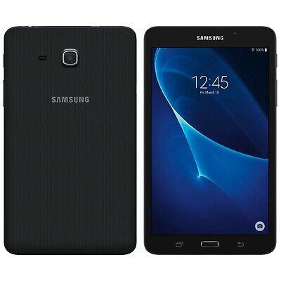 "Samsung 7"" Galaxy Tab A 8GB Wi-Fi Android Tablet - Black"
