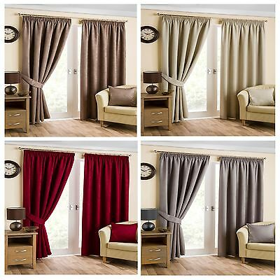 Our Belvedere Thermal Blackout Curtain Range