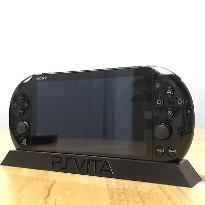 Sony PS Vita PlayStation Vita PSV 2000 - 3D Printed Stand Black