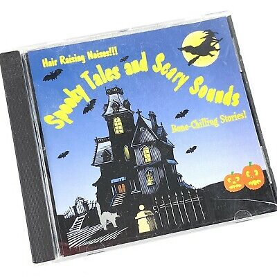 Spooky Halloween Music And Sounds (Halloween Spooky Tales and Scary Sounds CD Party Sounds Trick or Treaters)