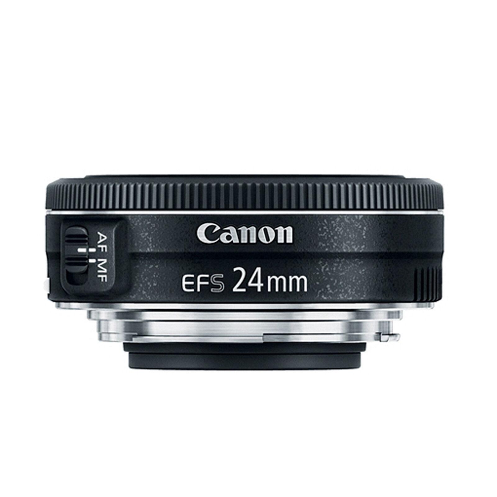 Canon EF-S 24mm f/2.8 STM Lens *NEW*