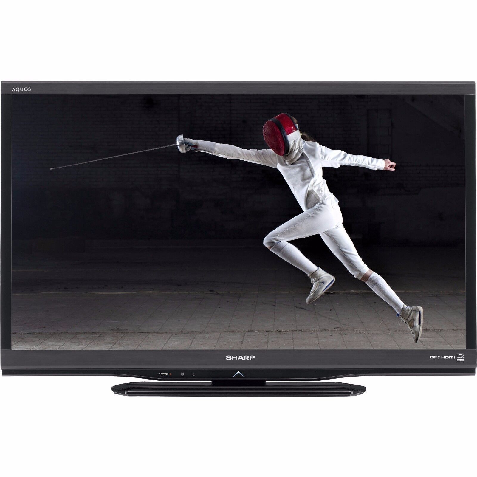 Sharp LC60LE452U 60-Inch 720p 60Hz LED TV