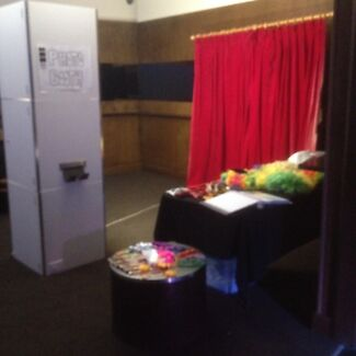 DJ, photo booth & party hire.