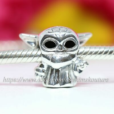 Authentic Pandora Star Wars The Child Charm 799253C01