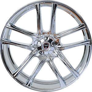 4 GWG Wheels 17 inch Chrome ZERO Rims fits INFINITI G35 SEDAN 2003 - 2008