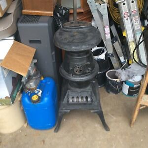Small Pot Belly Stove