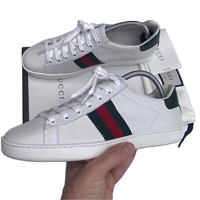 Gucci Ace Trainers UK6. 100% Authentic. Worn Twice