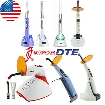 Woodpecker Dte Dental Curing Light 1 Sec Cure Lamp Led B C D F Iled Plus Lux I