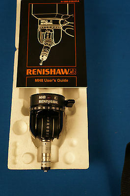 Renishaw Mh8 Manually Indexible Cmm Probe Head Tp20 Touch Probe 90 Day Warranty