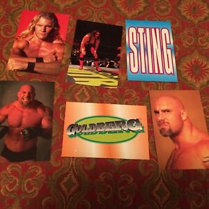 WCW Photo Cards