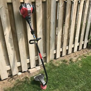 Troy Bilt 4-cycle - No OiL/Gas Mix - Weed Eater