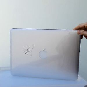 "MACBOOK PRO RETINA 13.3"" Signed by Apple Co-Founder Steve Wozniak Waterloo Inner Sydney Preview"
