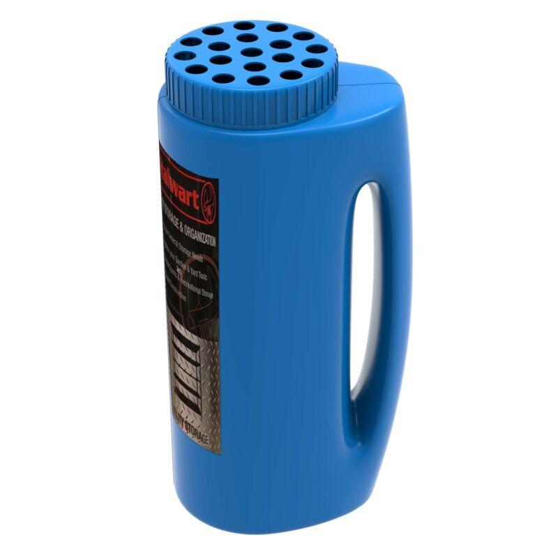 Handheld Spreader, Salt and Seed Spreader, Also for Fertilizer, Deicing/Ice M...