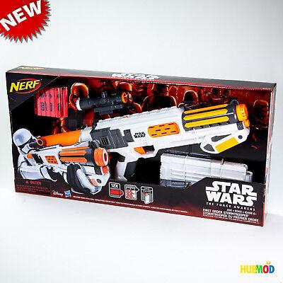 NERF Star Wars Episode VII First Order Stormtrooper Deluxe B