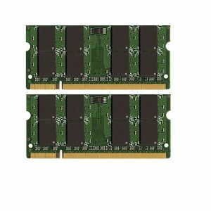 NEW! 8GB (2x4GB) DDR2-800 SODIMM Laptop Memory PC2-6400