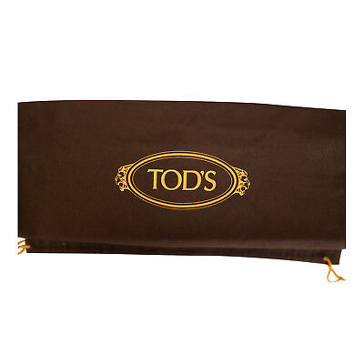 "Tod's Dust Bag Dustbag Cover for Small Medium Bag Tote/ Shoes 9 1/4"" x 14 1/2"""