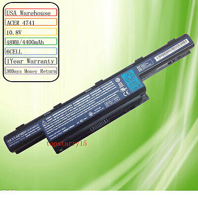 Genuine Battery for ACER Aspire 4551 4741 5742 5750 7750 AS10D31 AS10D41 AS10D51