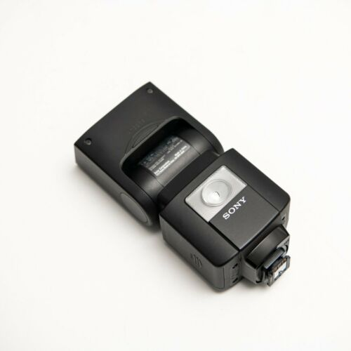 Sony HVL-F45RM External Flash with Wireless Radio Control - Black