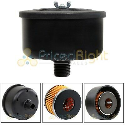 New 12 Puma Air Compressor Intake Replacement Filter And Plastic Housing