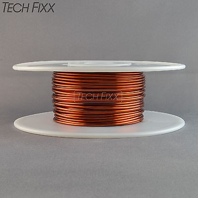 Magnet Wire 13 Gauge Awg Enameled Copper 63 Feet Coil Winding Crafts 1lb 200c