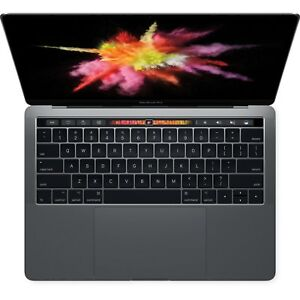 MacBook Pro 2017 13 po avec Touch Bar