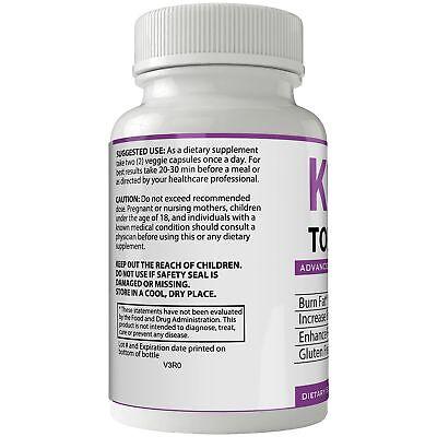 Keto Tone Pills Weightloss Supplement Keto Diet Tablets - Fire Up your Fat Bu... 3