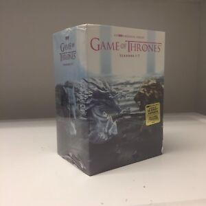 85$ Neuf Trone de Fer Game of Thrones Dvd Set Seasons 1-7.