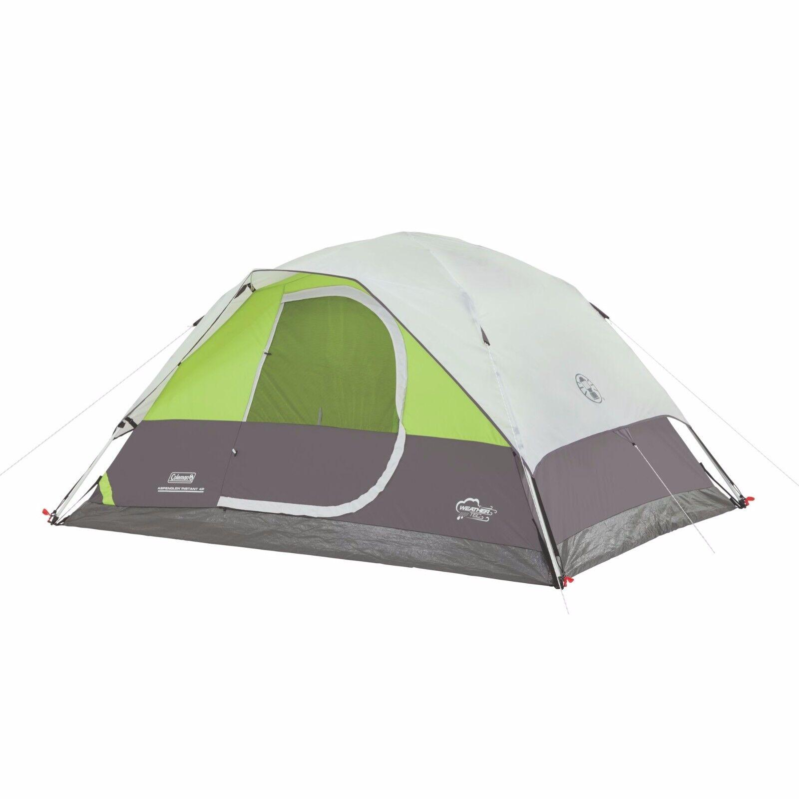 Coleman Apenglen™ Instant Dome™ Tent-4 Person