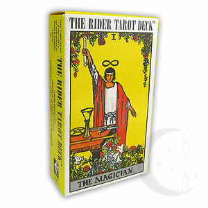 Original-Rider-Waite-Tarot-Deck-Cards-Brand-New