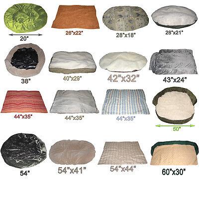 Pet Bed Dog/Cat/Puppy Crates/Nest/Mattress DIY empty Washabl