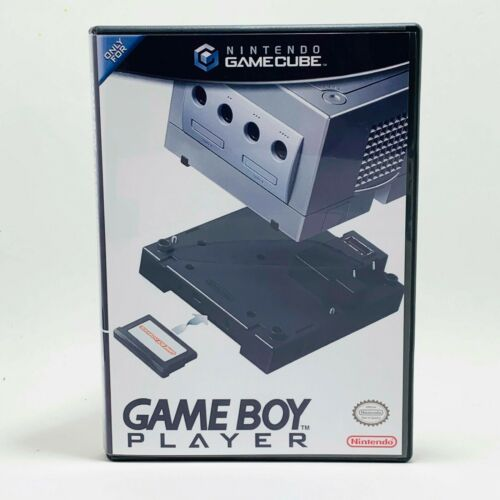 GameCube Replacement Case - Case Only NO GAME - GameBoy Player