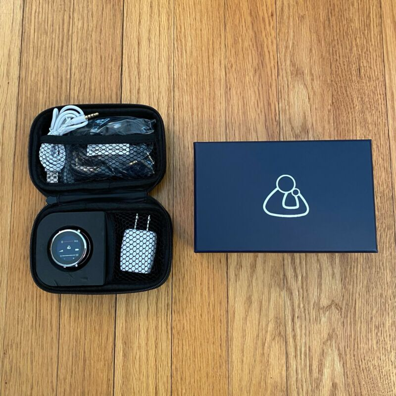 Thinklabs One Digital Electronic Stethoscope In Original Box Amplifies Over 100X