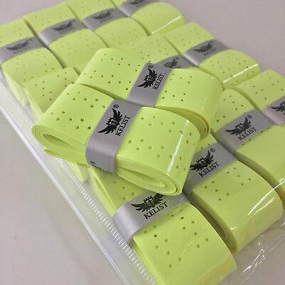 Best Tennis Racket Grip Tape Overgrip (12 Pcs) Wrap for Squash Badminton