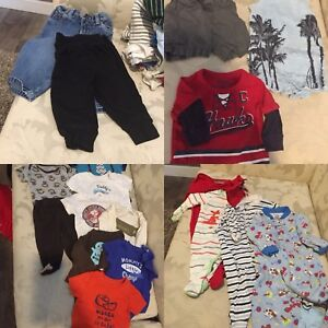 6 month boy clothing baby