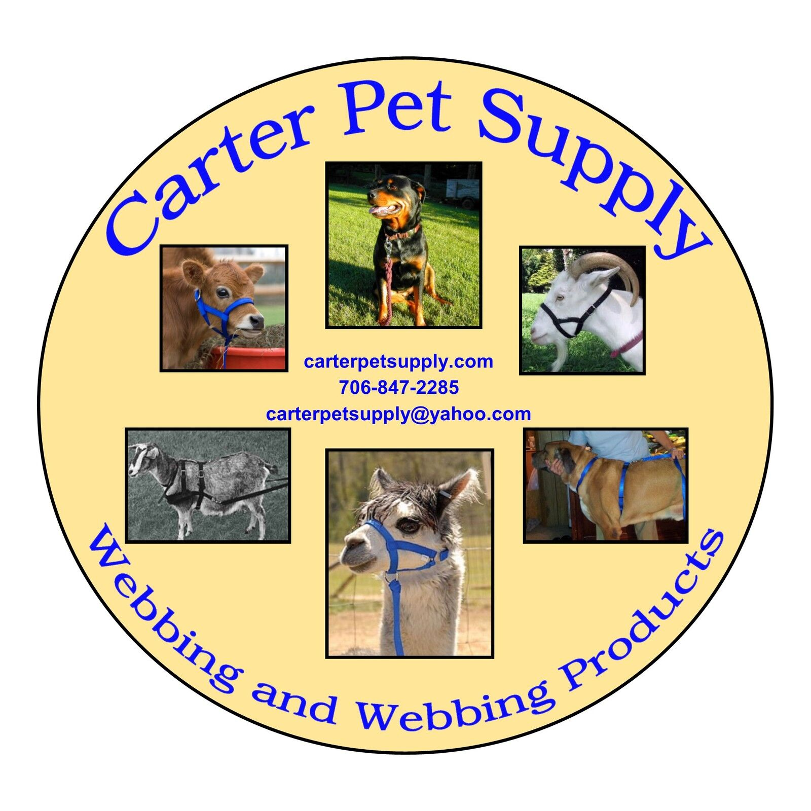 Carter Handmade Pet Supplies