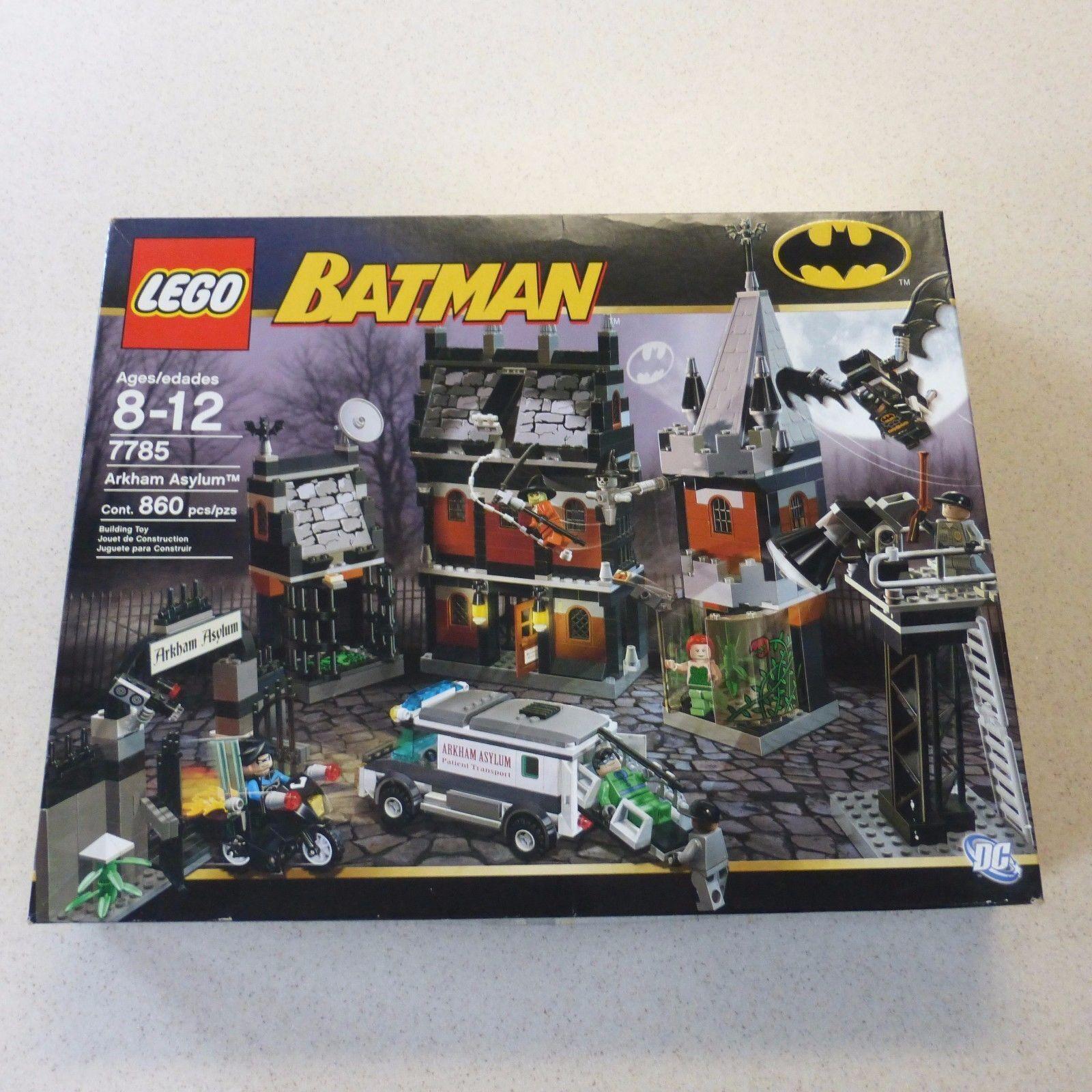 Lego Batman Arkham City Riddler Custom Sticker