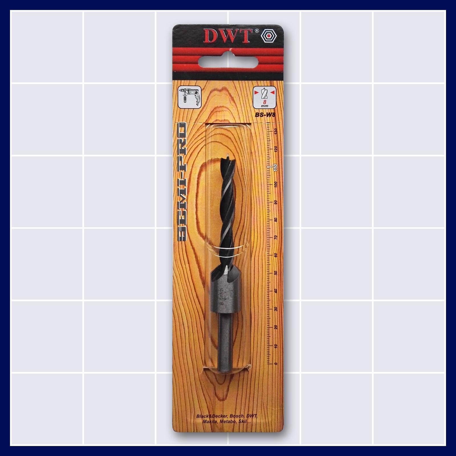 Holzbohrer Spiralbohrer Ø 12 mm DWT Swiss AG