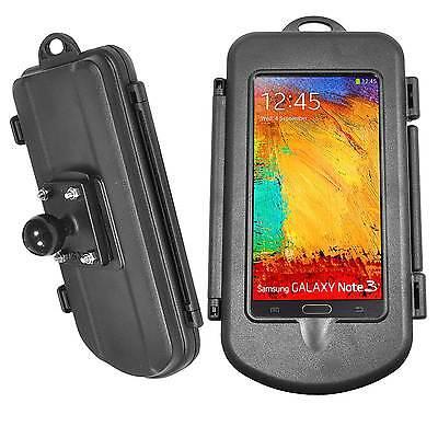 """Samsung Galaxy S9+ S9 S8+ S8 Wasserdichtes Hardcase mit RAM Mount Kugel 1"""" Zoll"""