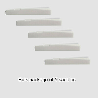Saddle Bone Compensated for Gibson 2 13/16 RH 16r 5 Pack 109349-5P