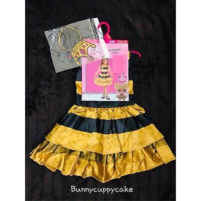 Lol Überraschung - Halloween Kostüm - Queen Bee - Queen Bee Kostüm