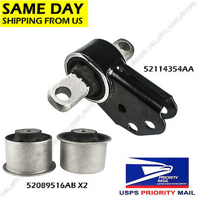 Jeep Front Differential (Front Differential Mount Set For 05-10 Jeep Grand Cherokee Commander 52114354AA )