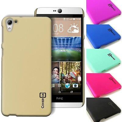 For HTC Desire 826 - Hard Case Slim Rubberized Matte Thin Protective Phone Cover Htc Desire Matte