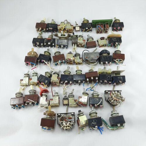 ussr vintage switches 47pcs