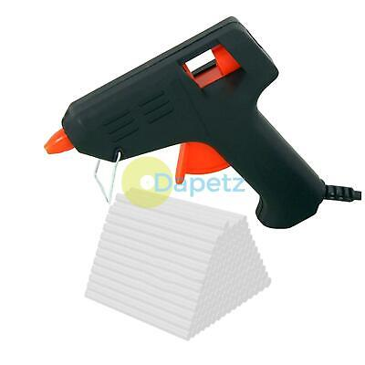 Glue Gun Glue Sticks 7mm Hot Melt Electric Heating Hobbycraft Adhesive Diy