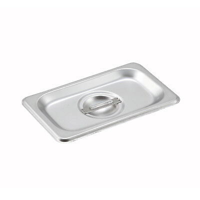 Lid For Steam-table Pan Ninth Size Slotted