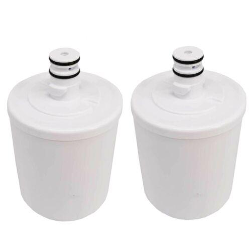 LG+LT500P+5231JA2002A+46-9890+Refrigerator+Water+Filter+SGF-LA22+Replacement+X+2