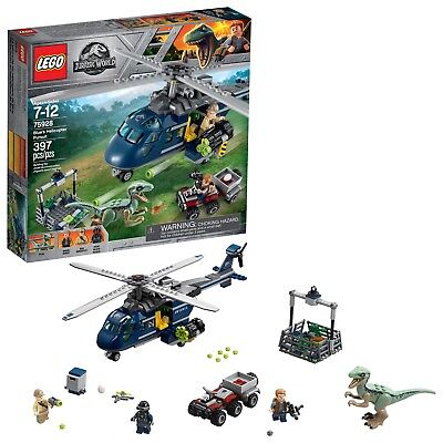 LEGO® Jurassic World™ - Blue