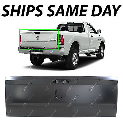 NEW Primered Steel Tailgate for 2010 2018 RAM 1500 2500 3500 Series Pickup 10 18