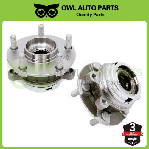 Murano and Quest New Front Wheel Hub Bearing Assembly for Nissan Altima