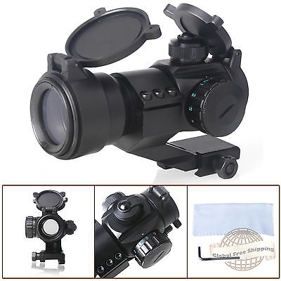 Tactical Reflex Stinger 4 MOA Red & Green Dot Sight Scope with PEPR Rail Mount